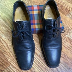 Cole Haan black dress shoes
